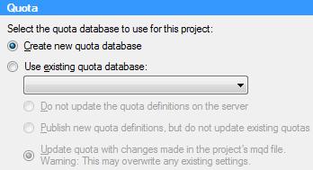 nowa baza danych
